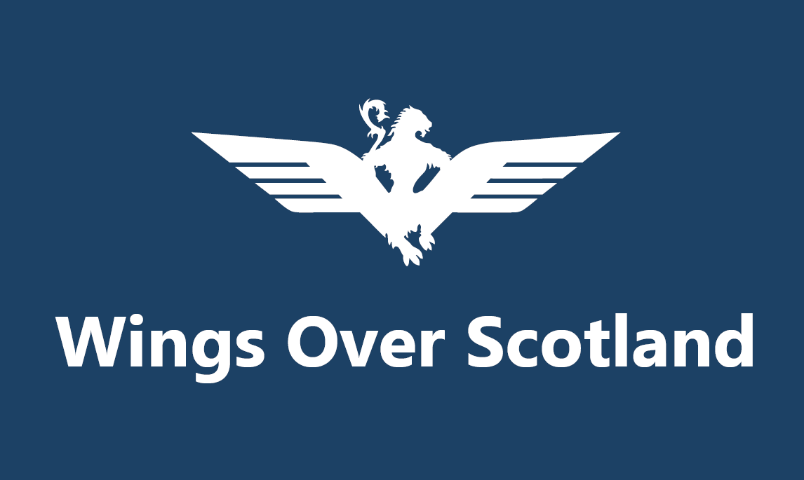 Wings over scotland twitter