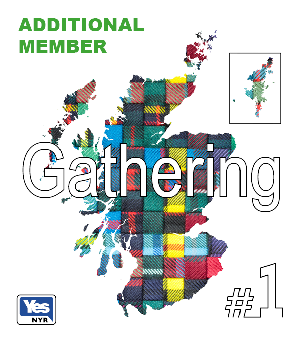 The Gathering 2018 - Additional Member