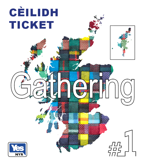 The Gathering 2018 - Cèilidh Ticket