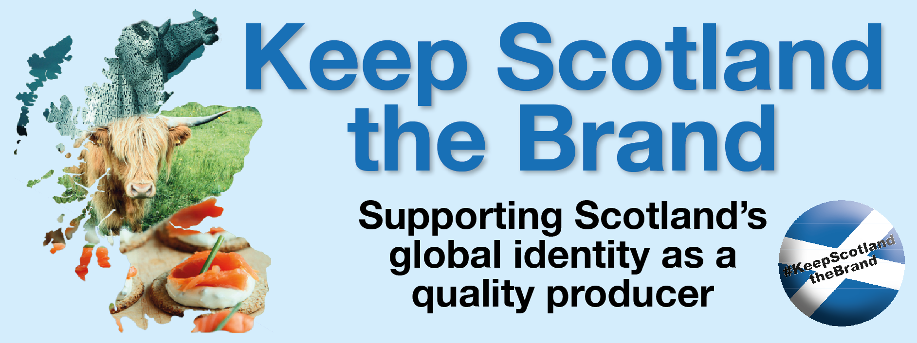 Keep Scotland the Brand banner